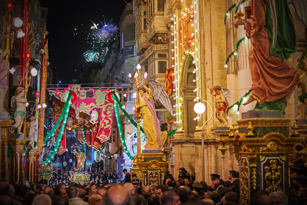 Saint Paul's Feast in Rabat